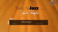 Smooth Jazz in A minor, 100 bpm, 'Smooth Pumpkin' - El伴奏音軌