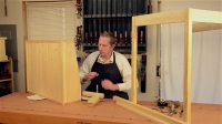 Build a Dovetail Desk with Hand Tools - Part 1- Dovetail Carcass