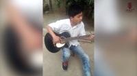 """20王大权 《丁香花》""""星臣杯""""2017第三届吉他弹唱大赛"""
