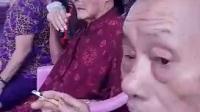 广东陆河104岁黄道龙喜庆过生日