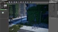 Speed Level Design - Post Apocalyptic City - Unreal Engine 4