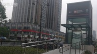 杭州地铁 庆菱路站 无障碍设施情况(实拍)