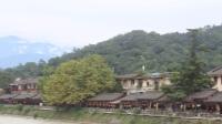 都江堰南桥、玉垒阁02(雨后)