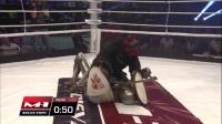 俄罗斯M-1古典击剑大赛 Vladimir Nechiporenko vs Yuriy Slobodiyani