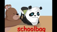 P.15 Unit Two My schoolbag Let's learn