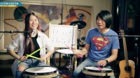 左轮架子鼓教学NO.28《我是愤怒》4分手镲与底鼓节奏型的应用