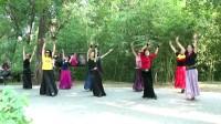 紫竹院相约紫竹广场舞---梦见你的那一夜
