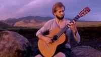 Zelda Breath of the Wild Guitar Cover - Stone Talus Theme - Sam Griffin