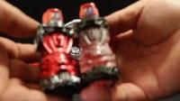 【铁骑转载】k2eizo 假面骑士BUILD 电镀特别版 兔子瓶&坦克瓶