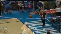 【NBA 2K14】常规赛 雷霆VS爵士(65-60)_高清