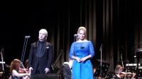 Хворостовский, Гаранча Dmitri Hvorostovsky, Elīna Garanca Lippen schweigen St