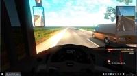 欧洲卡车模拟2 1.28(MAN客运模式 老司机开大巴)