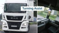 克诺尔 盲区监测 卡车盲区监测 摄像头后视镜