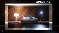 Lumion 7.5新功能材质更新
