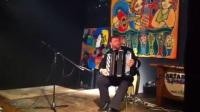 Oleg Sharov na Funda莽om Art谩bria 1