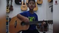 """61许子言 童年""""星臣杯""""2017第3届全国吉他弹唱大赛"""