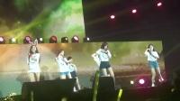 150711 T-ara 北京六周年演唱会--谎言【28】