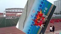 五彩空竹队的竹友在全运会开幕式前后的留影之二