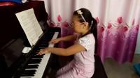 《威尼斯船歌》门德尔松-冷文雅钢琴20170813