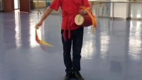 基本腰鼓训练第一节[咚叭咚·10个8拍]