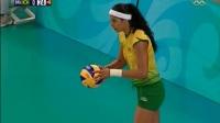 中国vs巴西(北京奥运半决赛)