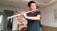《画心》长笛演奏