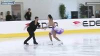 Charlene GUIGNARD / Marco FABBRI ITA (Ice Dance) Lombardia Trophy 2017 SD