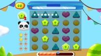 宝宝巴士亲子游戏: 饼干派队01  亲子早教 超级飞侠变形警车珀利小猪佩奇玩具 宝宝巴士动画片