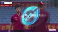 马龙拉出乒乓球史上最薄一球, 这球根本没有弹跳!_高清