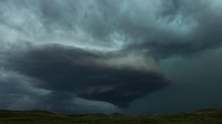 Supercell Merger - 4k StormLapse