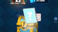 连开8个部落宝箱和20个黄金宝箱召唤传奇|皇室战争#31(酷爱zero)