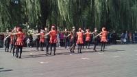 道里区水兵舞表演