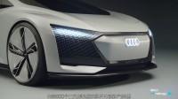【触动力】可以驾驭长途出行的奥迪Aicon电动概念车