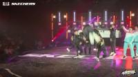 SKECHERS ALL STAR表演-SKECHERS WORLD WARS-BIS 2017世界总决赛