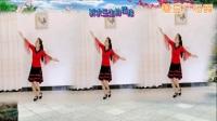 江西鄱阳爱风姐妹广场舞(拉萨夜雨)原创10正背面演示