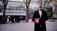Rockstud Spike手袋伦敦日记短片- Funniest Face