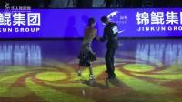 2017中国体育舞蹈公开系列赛(北京站)A组缅甸万丰国际老百胜决赛牛仔SOLO【VIP】阎棒棒  朱静