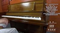 施坦威STEINWAY斯坦威 美国纽约产顶级胡桃木豪华书房钢琴1988年产  45号 新琴比K132贵