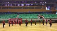 上饶市第九套广播操比赛 上饶幼专代表队视频