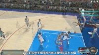 "NBA2KOL大P球星汇 ""大妈""拉里-约翰逊(93版)"