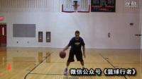 篮球技巧教学:托尼帕克的过人 篮球教学运球