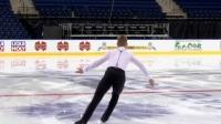 Igor EFIMCHUK RUS - Men Short Program MINSK 2017