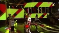 140718 T-ara(孝敏)-Nice Body .Simply K-POP