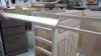 Making a Roll Top Desk Part 4