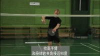 0002-拉斯姆森羽毛球视频-反手发球(右手)