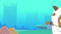 喜羊羊与灰太狼之深海历险记 第49集 鱼卵守护神