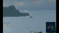 《战舰世界》西姆斯斗智斗勇保卫胜利果实
