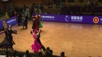 2017中国体育舞蹈公开系列赛(北京站)A组新星组标准舞预赛华尔兹