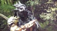 假面骑士Ex-Aid中Graphite Bugster三種進化形態