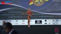 【去健身】Bikini up to 172cm Final  Arnold Classic Europe Amateur 2017